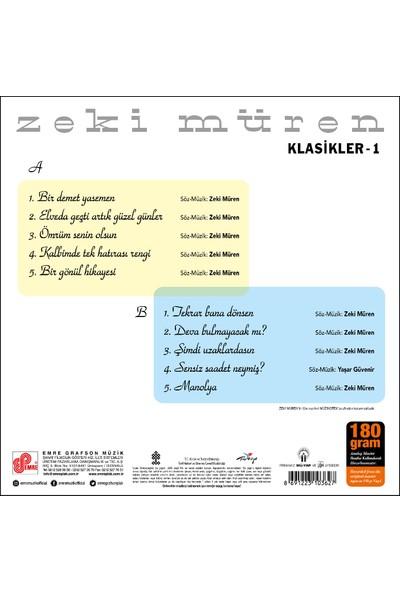 Zeki Müren - Klasikleri 1 (Plak)