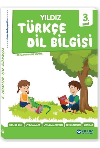 Yıldız Yayınları Türkçe Dil Bilgisi 3
