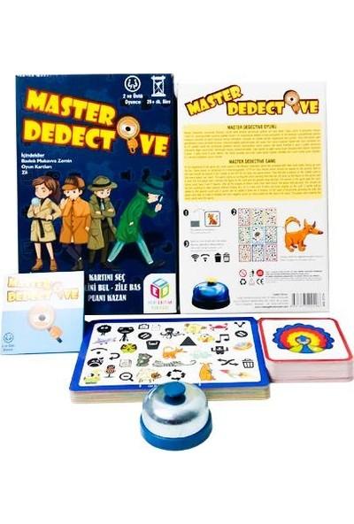 Hobi Master Dedektif Dikkat Hız Ve Zeka Oyunu