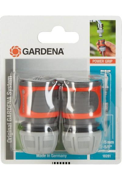 Gardena 18281-20 Hortum Bağlantı Seti 1/2''-5/8'' 2 Adet 18215 Sb
