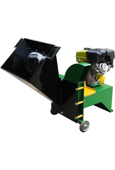 Aydınmaksan Dal Öğütme Makinesi Mobil