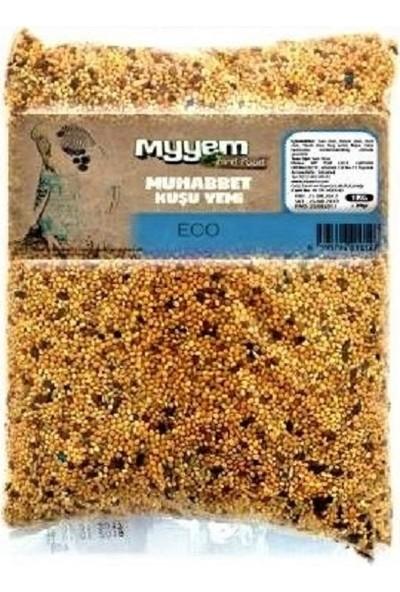 My Yem 500gr Muhabbet Yemi Eco Paket