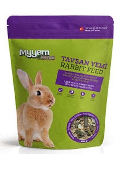 My Yem Tavşan Yemi 400 gr