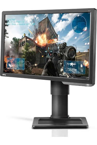 "BenQ Zowie XL2411P 24"" 144Hz 1ms (DVI-DL+HDMI+Display)  Full HD TN Espor Oyun Monitörü"