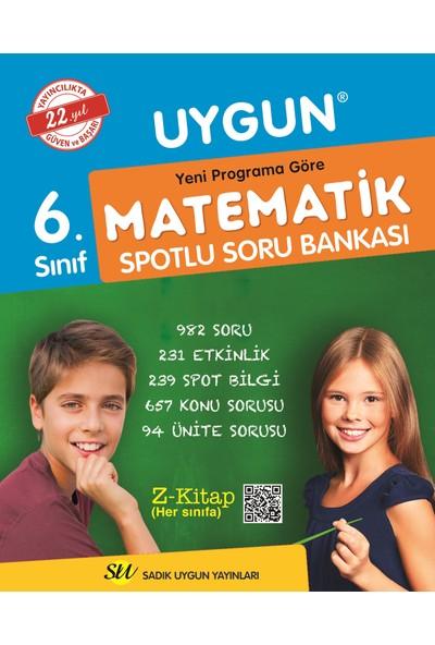 Sadık Uygun Yayınları Matematik Soru Bankası 6. Sınıf