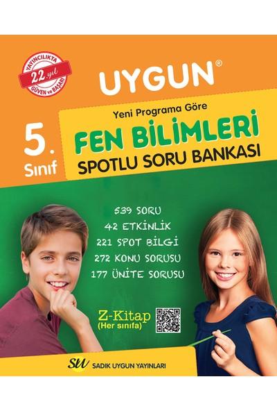 Sadık Uygun Yayınları 5.Sınıf Fen Bilimleri Soru Bankası