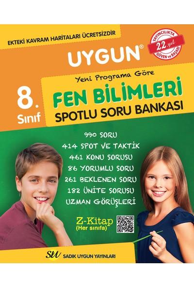 Sadık Uygun Yayınları 8.Sınıf Fen Bilimleri Taktikli Soru Bankası