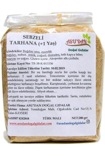 Asudan Doğal Gıdalar Sebzeli Tarhana 200 gr