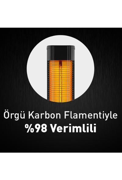 Luxeva LXV1800 Karbon Infrared Ufo Isıtıcı