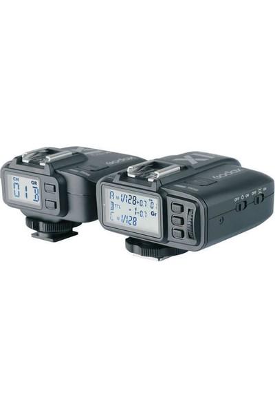 Deyatech Godox X1 Hss Ttl Tetikleyici Canon Uyumlu Alıcı Verici Çift