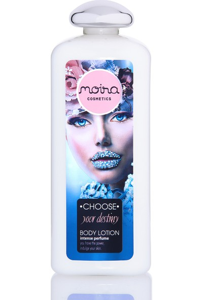 Moira Parfümlü Vücut Losyonu Choose your Destiny 400 ml