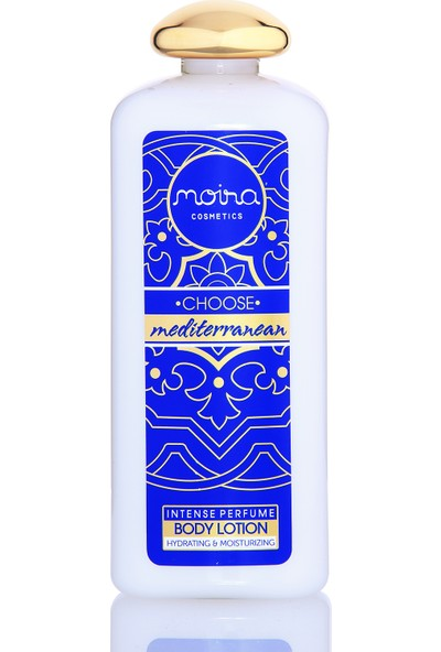 Moira Parfümlü Vücut losyonu Mediterrenean 400 ml