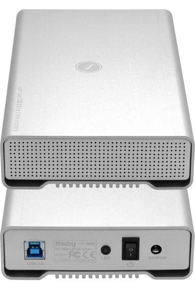 "Frisby FHC-3565A 3,5"" SATA HDD USB 3.0 Harici Kutu Alüminyum"