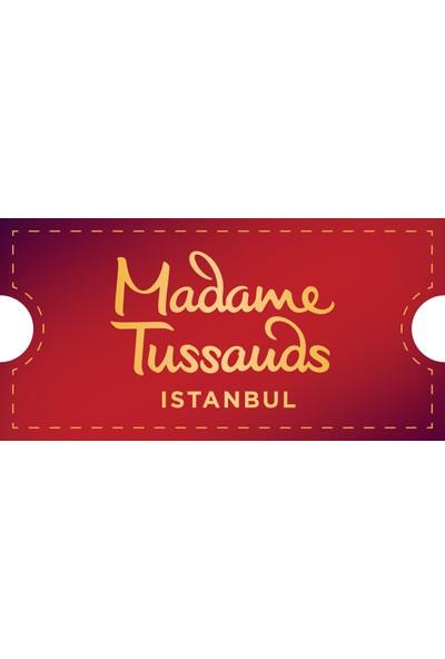 Madame Tussauds İstanbul Çocuk Giriş Bileti 3-14 Yaş (Haftanın Her Günü Geçerli)