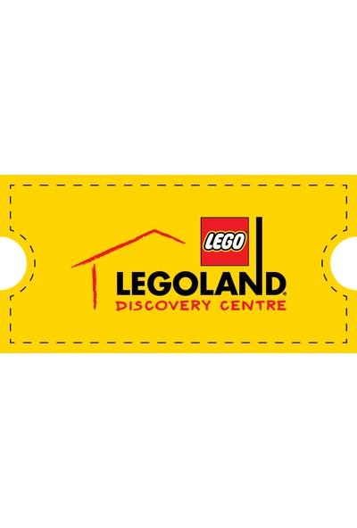Legoland Discovery Centre Yetişkin Giriş Bileti (Haftanın Her Günü Geçerli)