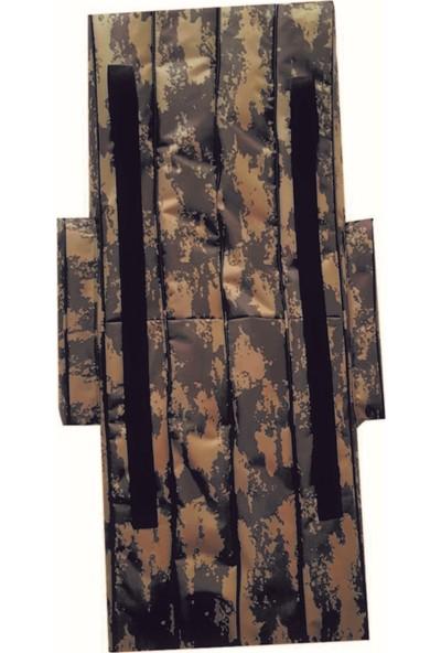 Modibags 4 Gözlü 110 cm Olta Çantası