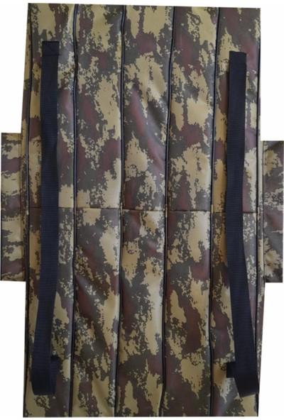 Modibags 5 Gözlü 140 cm Olta Çantası
