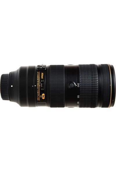 Nikon Af-S Nıkkor 70-200Mm F2.8E Fl Ed Vr Lens