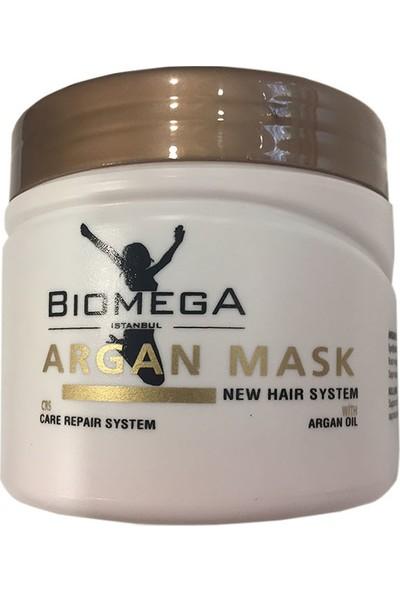 Biomega Argan Bakım Maskesi 500 ml