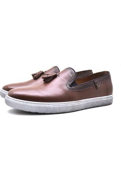 Tardelli Hakiki Deri Büyük Numara Erkek Ayakkabı