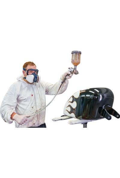 Gvs Elipse Abek1-P3 Kombine Yarım Yüz Maske + 1 Çift Abek1-P3 Filtre