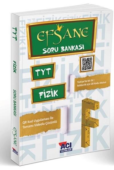 Açı Yayınları Tyt Fizik Efsane Soru Bankası