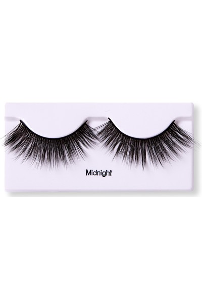 Kiss Lash Couture Komple Takma Kirpik Midnight