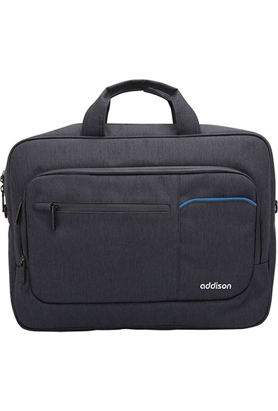 "Addison 301007 15.6"" Siyah Notebook Çantası"
