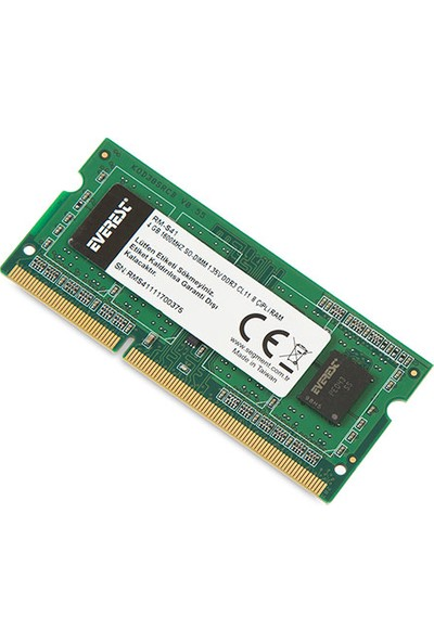 Everest RM-S41 4GB 1600Mhz DDR3 Ram