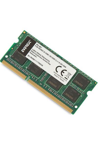 Everest RM-S81 8GB 1600Mhz DDR3 Ram