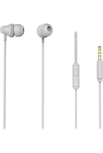 Rampage SN-R99 Elity Beyaz Kulak İçi Mikrofonlu Kulaklık