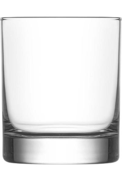 6'Lı Ada Viski Bardağı