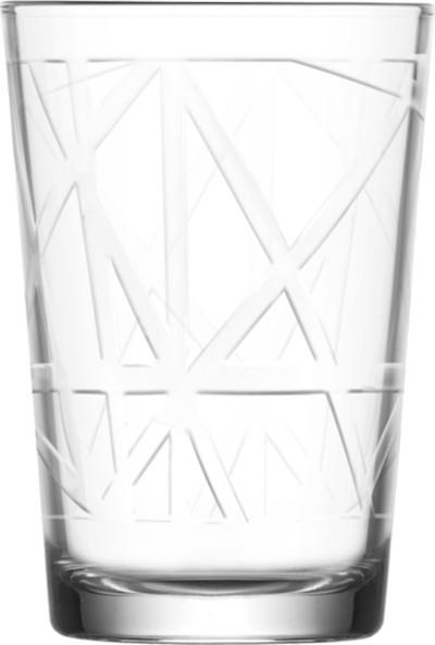 6'Lı Line Su Bardağı