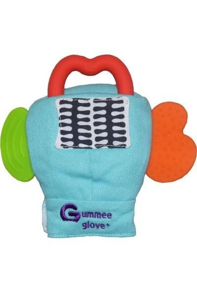 Gumme Glove Plus Diş Kaşıyıcı (Turkuvaz)
