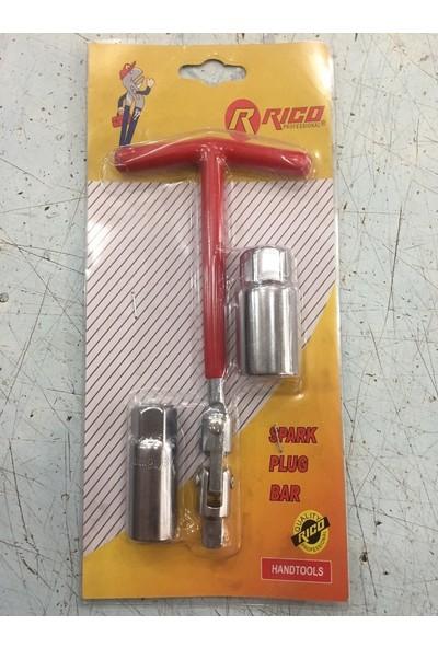 Rico Mafsallı Buji Anahtarı Rico 007-Rc5222 16Mm Ve 21Mm