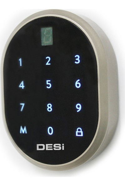 Desi Utopic R Ubkc 100 Bluetooth - Motorlu Elektronik Akıllı Kilit Sistemi (Kablosuz Dokunmatik Tuş Takımı İle)