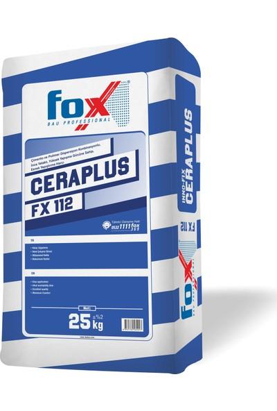 Fox Ceraplus Fx 112 - Beyaz
