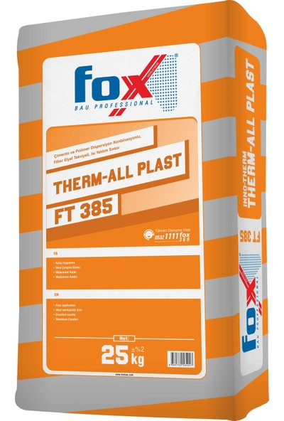 Fox Therm-All Plast Ft 385