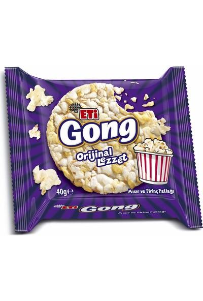 Eti Gong Mısır ve Pirinç Patlağı 18'li