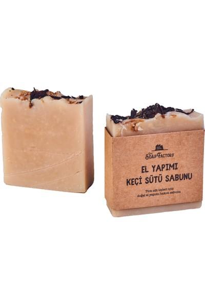 The Soap Factory Keçi Sütü Sabunu 100 gr - 3 Adet