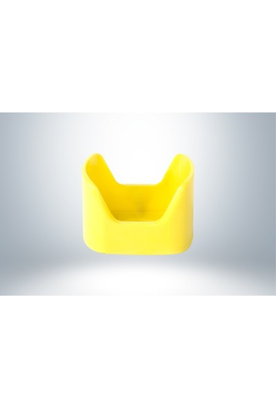 Plastim Buton Koruma Kapağı Oval