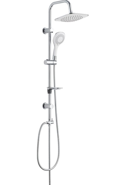 Ruby Yağmur Sistemli Robotik Duş Seti Deluxe