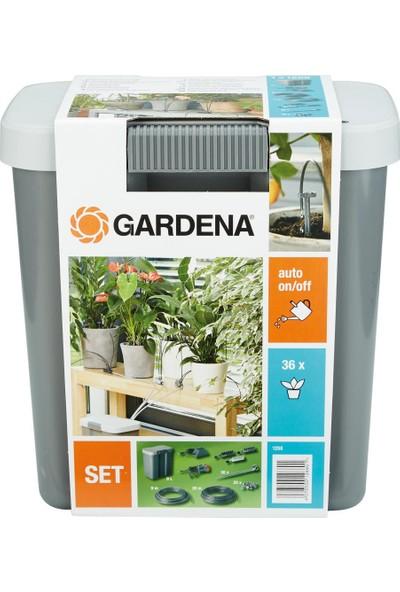 Gardena 1266-20 Tatil Sulama Seti Su Kabı İle 9 Lt