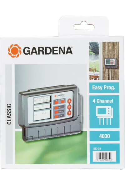 Gardena 1283-20 Sulama Kontrolü Classic 4030
