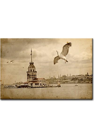 Arte Casero İstanbul Kanvas Tablo 50 x 70 cm