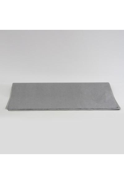 Bibaktım Renkli Pelur Kağıdı Gümüş Yaldızlı 10 Adet
