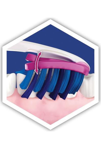 Oral-B Diş Fırçası Pro-Flex 3 Boyutlu Beyazlık Luxe Orta