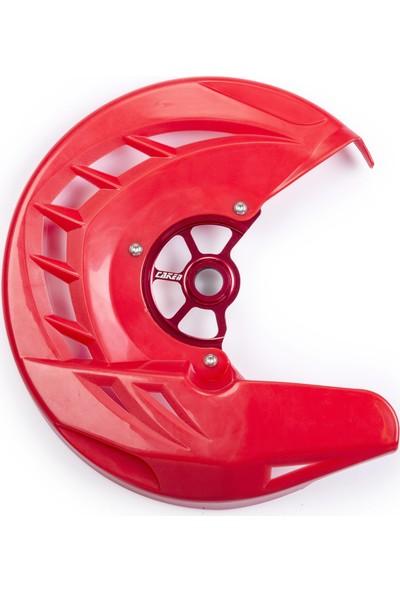 Caken Honda Ön Disk Koruma CRF250/450/250X/450X/04-15 Yılları Arası