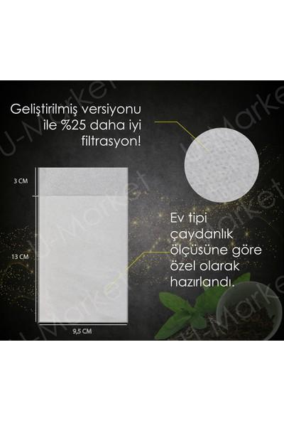 Premium Çay Demleme Poşeti (Çay Filtresi) 10'Lu Paket (260 Poşet)