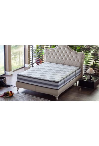 Mondi-Comfort Clean 140X190 Bonel Yaylı-Fermuarlı Pedli-Yatak